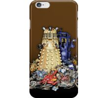 The Best Robot in the Universe iPhone Case/Skin
