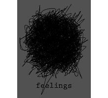 Feelings Photographic Print