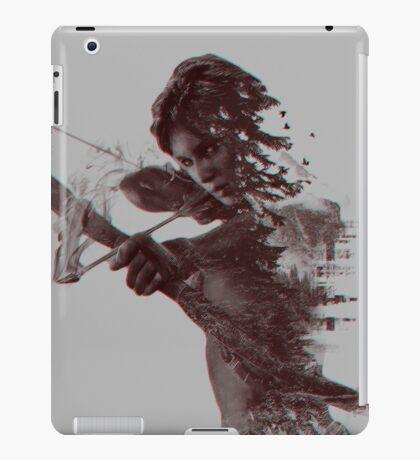 Lara Croft - Tomb Raider 2013 iPad Case/Skin