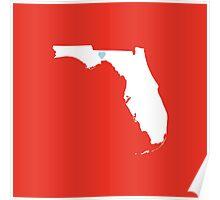Florida Love Poster