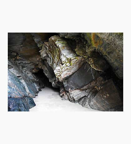 Caves of Maghera - County Donegal, Ireland #1 Photographic Print
