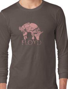 Pig Floyd Long Sleeve T-Shirt