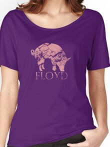 Pig Floyd Women's Relaxed Fit T-Shirt