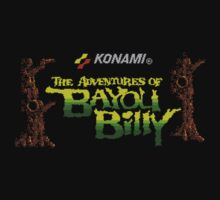 Bayou Billy (Nes) Title Screen by AvalancheJared