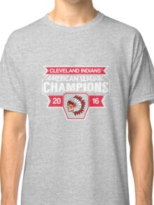 Cleveland Indians Champions World Series 2016 Classic T-Shirt