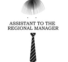 Gareth Keenan - Assistant to the Regional Manager by Leopard