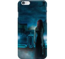 Retribution iPhone Case/Skin