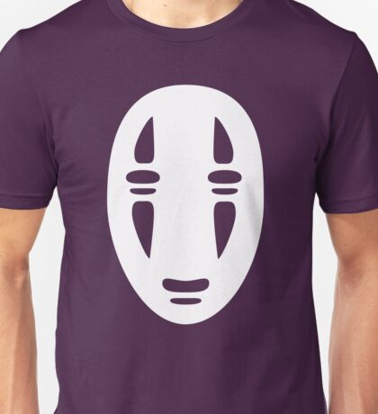 No Face Cutout Unisex T-Shirt
