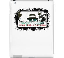 Fear and Loathing iPad Case/Skin