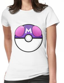 Masterball Womens Fitted T-Shirt