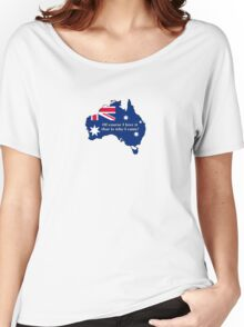 Of course I love it that is why I came! Women's Relaxed Fit T-Shirt