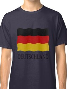 German flag Classic T-Shirt