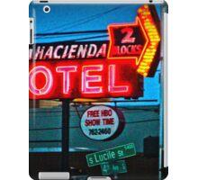 Motel Inn Color iPad Case/Skin