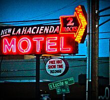 Motel Inn Color by Rookiebomb