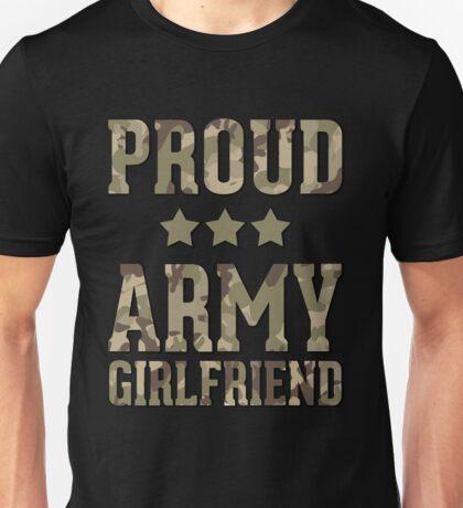 Proud Army Girlfriend  Unisex T-Shirt