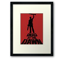 DEAD BY THE DAWN Framed Print