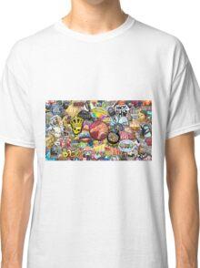 CS:GO Design: Stickerbomb #1 Classic T-Shirt