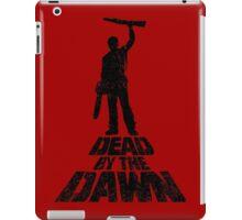 DEAD BY THE DAWN iPad Case/Skin
