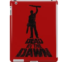 DEAD BY THE DAWN iPad Case/Skin