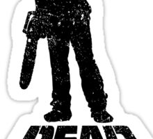 DEAD BY THE DAWN Sticker