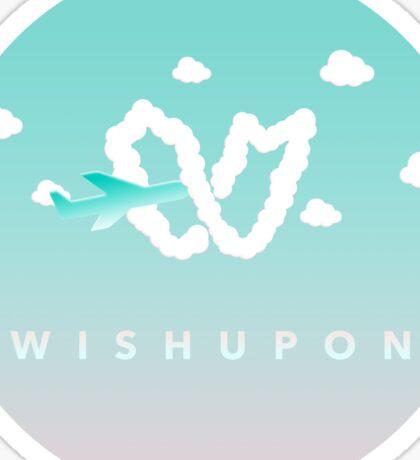 WISHUPON artwork Sticker