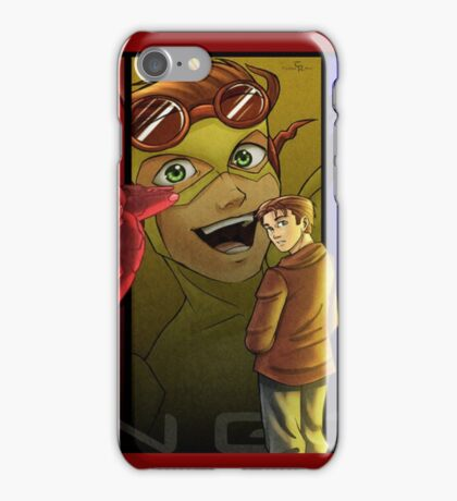 Young Justice iPhone Case/Skin