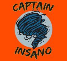 Captain Insano Kids Tee