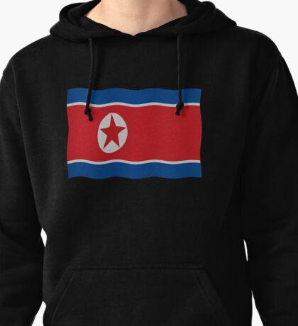 DPRK Flag Pullover Hoodie