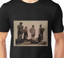 Accidental Dali Collage. Unisex T-Shirt