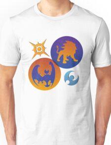 Pokémon Sun & Pokémon Moon Unisex T-Shirt