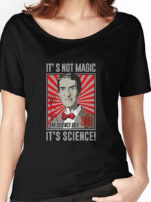 Official Bill Nye - It's Science Shirt Women's Relaxed Fit T-Shirt