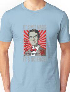 Official Bill Nye - It's Science Shirt Unisex T-Shirt