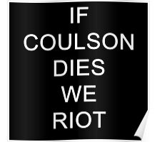 If Coulson dies Poster