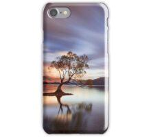 One Calm Tree iPhone Case/Skin
