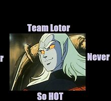 Team Lotor by MissMonkey