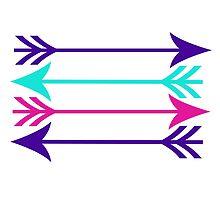 Arrows by sisterphipps