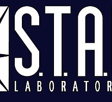 S.T.A.R. Labs - Flash TV Series by SquareDog