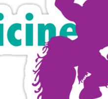 Medicine Man Sticker