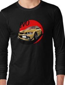 Evo Long Sleeve T-Shirt