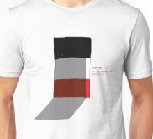Reichtangle Anschluss Unisex T-Shirt