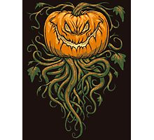 The Great Pumpkin King Photographic Print