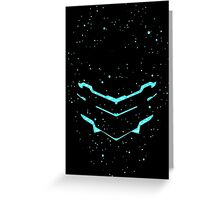 Dead Space Star Field Greeting Card