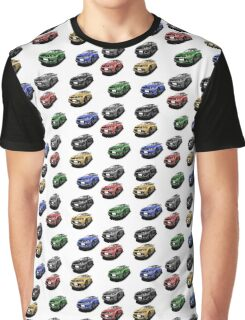 many many Evos Graphic T-Shirt