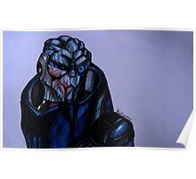 Garrus Vakarian - Mass Effect 2 Poster