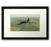 Sukhoi Su-25 Frogfoot Framed Print