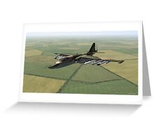 Sukhoi Su-25 Frogfoot Greeting Card