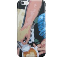 Heart of the Barista iPhone Case/Skin