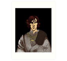 The Hollow Crown - Shakespeare's Richard III (colour) Art Print