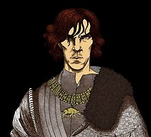 The Hollow Crown - Shakespeare's Richard III (colour) by NadddynOpheliah