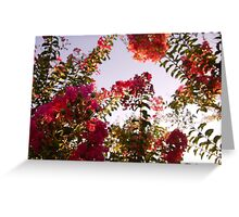 Spring Floral Greeting Card